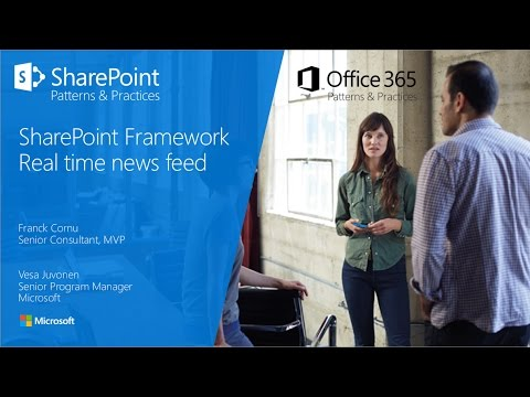 SharePoint video poster image