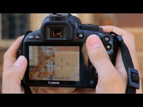 Canon EOS 100D - Mini-DSLR-Kamera im Test [GER]