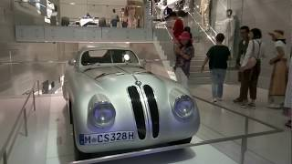 Музей BMW в Германии (г.Мюнхен).