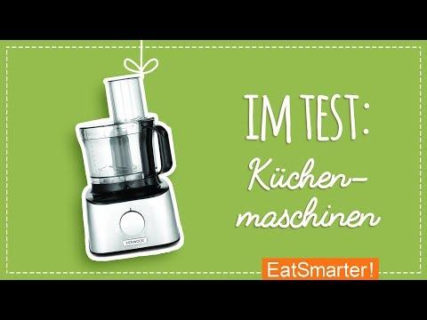 Der Küchenmaschinen-Test