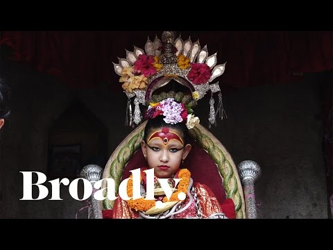 Life of a Kumari Goddess: The Young Girls Whose Feet Never Touch Ground