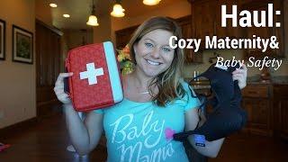 Haul: Maternity Basics & Baby Safety