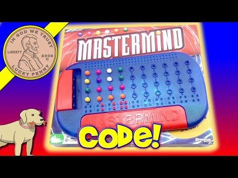 Mastermind The Classic Code-Breaking Game Over 55 Million Sold Professor Butch!