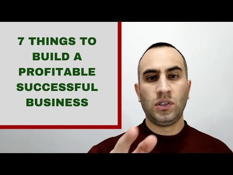 How to Build a Successful Business (NO ONE IS TELLING YOU)