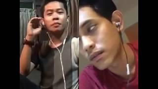 Har Dil Jo Pyar Karega Khai Bahar Ft Tengku Syafiq Cover Smule