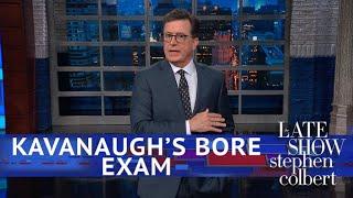 Brett Kavanaugh Had The Most 'Dad' Scandal Ever