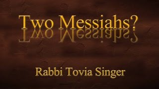 Who is the Messiah son of Joseph? Why do Christians say he is Jesus?
