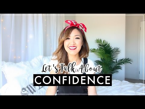 GIRL TALK | How To Be Confident | ilikeweylie