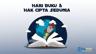 KABAR APA HARI INI: Hari Buku dan Hak Cipta Sedunia