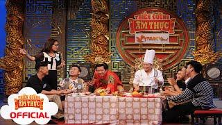 Thiên Đường Ẩm Thực Mùa 1  Tập 12: Món ăn giảm cân   Full HD (04/10/2015)