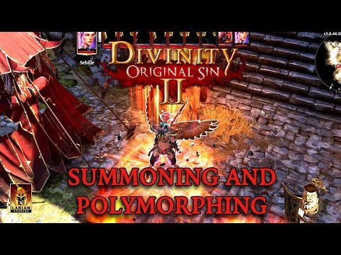 New Divinity: Original Sin 2 Gameplay Trailer   GameGrin