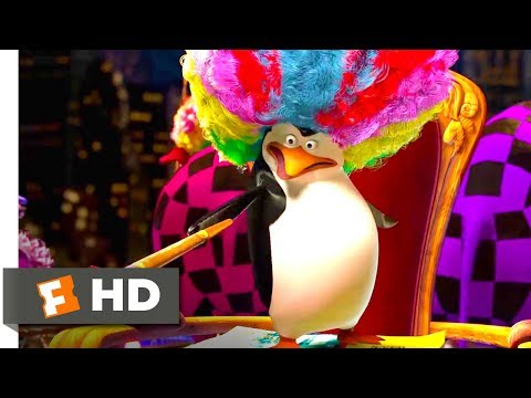 Madagascar 3 (2012) - Afro Circus Rescue Scene (10/10) | Movieclips