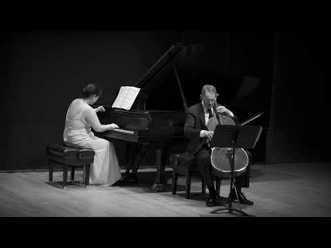 Timothy Eddy, cello | Yoon Lee, piano 7 Variations on 'Bei Männern, welche Liebe fühlen', WoO 46 by Ludwig von Beethoven