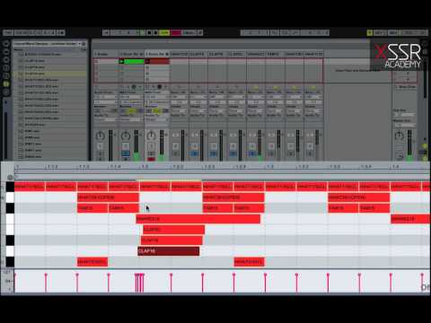How To Make House Drums In Ableton Live  Synthtopia