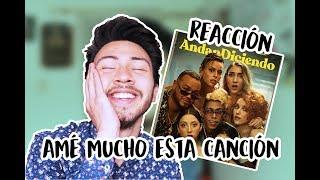 REACCIÓN A 'ANDAN DICIENDO' - VENTINO  ft. LALO EBRATT, YERA  | Niculos M