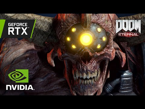 NVIDIA GeForce RTX 3080 Rips and Tears GeForce RTX 2080 Ti In New DOOM Eternal 4K Comparison Video