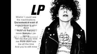 LP - Lost On You Lyrics