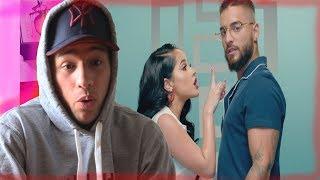 Becky G, Maluma   La Respuesta (Video Reacción)
