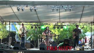 Folk Alley Live Recording - Angela Perley & The Howlin' Moons (Nelsonville Music Festival 2012)