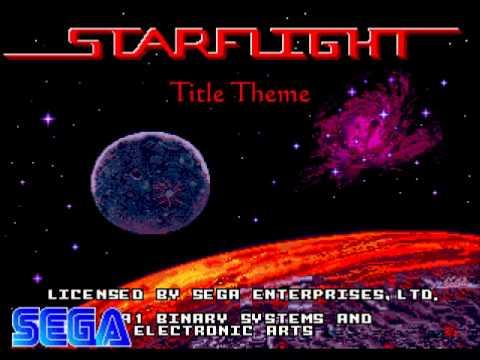 starflight megadrive walkthrough
