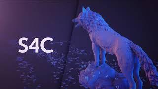 S4C ident 2017 - Chwedlau (Legends)