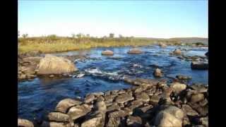 Кольский 2011 ч 2 Ловля кумжи в реке и озере (для fishtour.by)