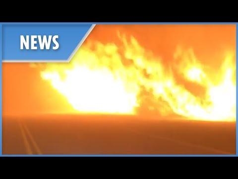Ανεξέλεγκτες οι φωτιές στην Καλιφόρνια: Πάνω από 200 οι αγνοούμενοι, τουλάχιστον 31 οι νεκροί (βίντεο)