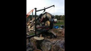 Huskee Wood Splitter Lift Arm