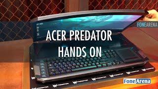 Acer Predator 21X Hands On