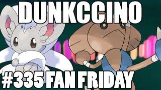 Cinccino Dunk! Pokemon Omega Ruby Alpha Sapphire WiFi Battle! Fan Fridays #335 Brett