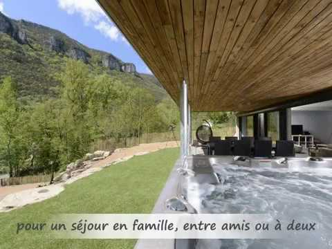Gite Emeraude Design & Nature Gorges du Tarn,