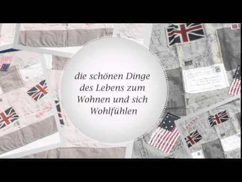 Weltenbummler - Decke Union Jack - Wendedecke Stars and Stripes / Plaid -   Decke - Stranddecke -...