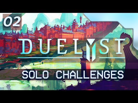Form Of Focus Tutorial | Duelyst Solo Challenge Guide - hi im twit