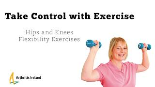 Hips And Knees Flexibility Exercises For People With Arthritis