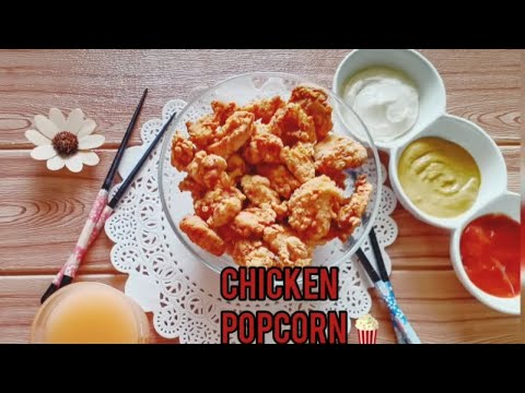 chicken popcorn recipe / kfc chicken popcorn/cooking channel/indian cooking lessons