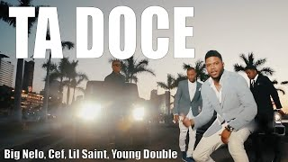 """B26 """" TA DOCE """" (VIDEO OFICIAL ) Big Nelo, Cef, Lil Saint, Young Double"""