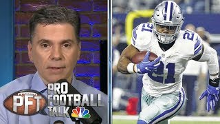 PFT Overtime: Dallas Cowboys' roster management, Giants clinging to Eli Manning | NBC Sports