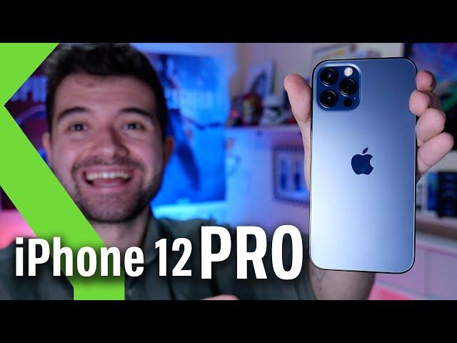 iPhone 12 Pro ANÁLISIS - El PRO que NO esperábamos