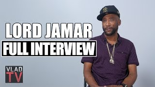 Vlad TV - Lord Jamar on Jay-Z, R. Kelly, Rob & Chyna, Prodigy, DMX (Full Interview)
