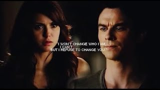 Delena- I don't wanna be your friend