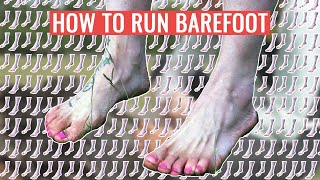 Born to Run Barefoot? Barefoot Britain Runner Anna McNuff Teaches Us How To Run WITHOUT Shoes