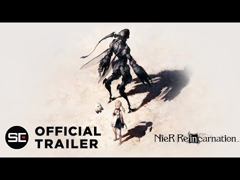 Trailer announcing the pre-registration for NieR Re[in]carnation