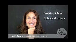 5 Ways To Help Your Child Get Over School Anxiety