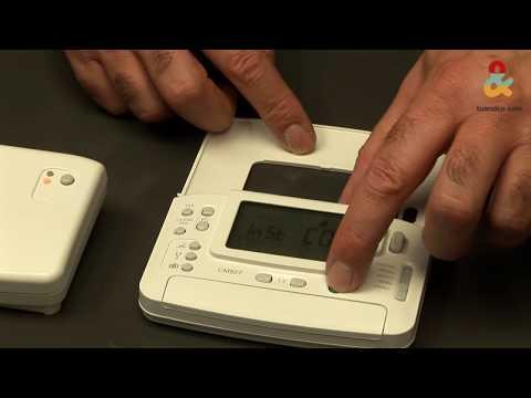 Cómo instalar un termostato inalámbrico