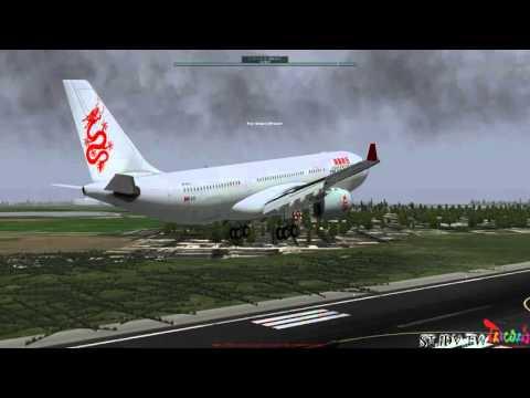 Steam Community :: Video :: X Plane 10 JARDesign A330 243 失去電力