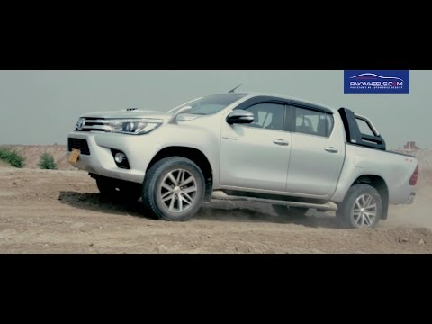 Toyota Hilux Revo | Expert Review