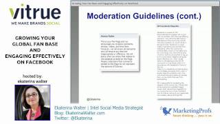 Community Manager Facebook Tips | Moderation & Promo Guidelines | Ep 8