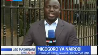 Bunge la kaunti la Nairobi kufanya kikao kujadili migogoro na uteuzi wa naibu gavana