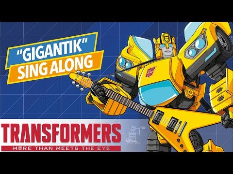 Sing Along w/ 'GIGANTIK' by Crash Kings 🎶 Transformers Roll Out | Soundtrack Saturdays mp3 yukle - mp3.DINAMIK.az