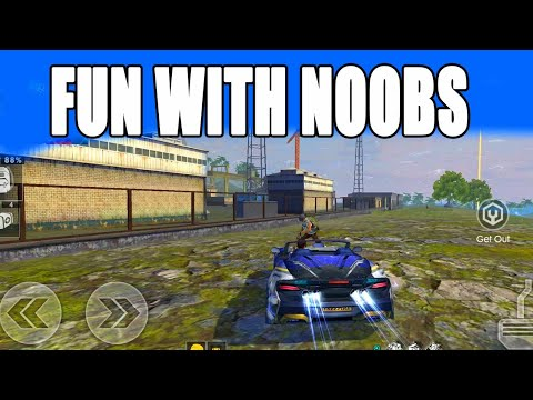 Fun With Noobs|| Rank match tips and tricks|| Run Gaming